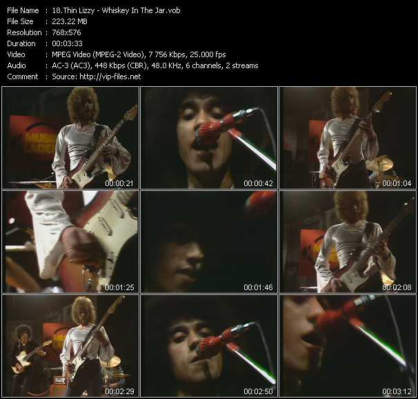Thin Lizzy Video Clip(VOB) vob